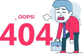 خطا ی 404